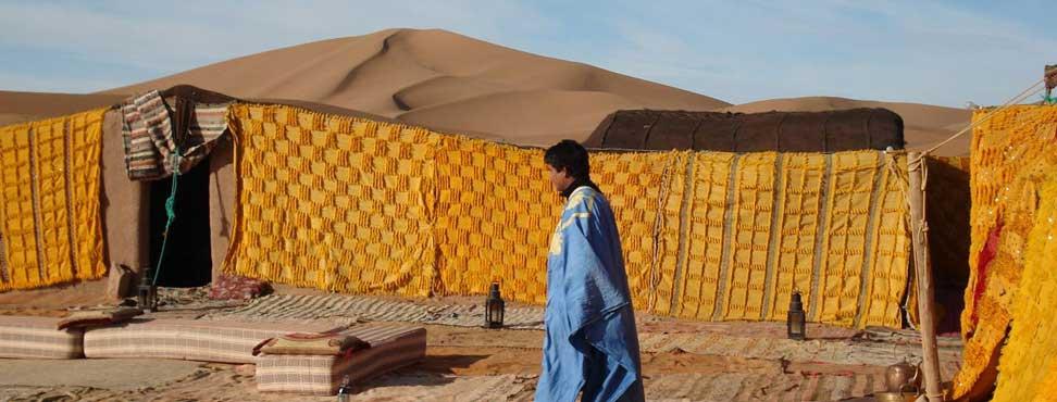désert marocain en 4x4